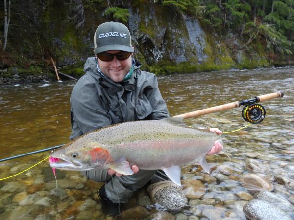 Fiske Canada Steelhead Helge