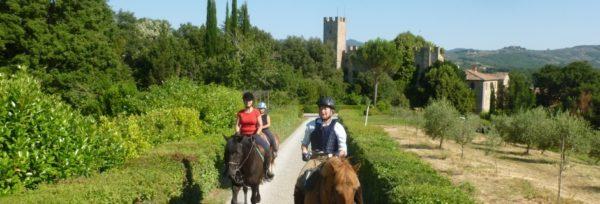 Rideferie_Italia_Chianti slott og vinsmaking_landscape